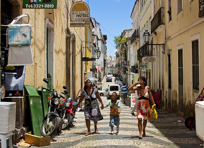 Pelurigno, Salvador de Bahia
