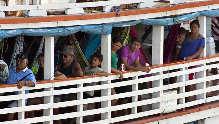 Boat, Amazon river
