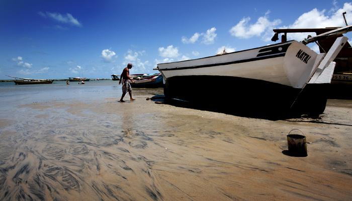 Barche Praia da Pipa