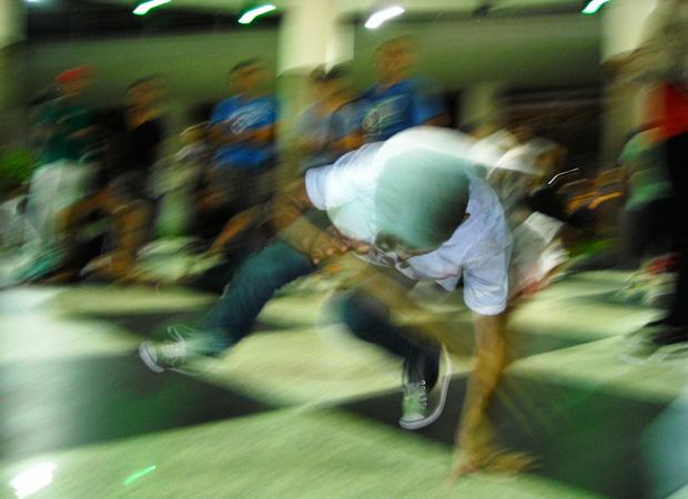 Brek-dance in Fortaleza