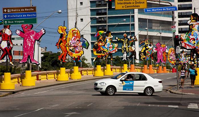 Recife street