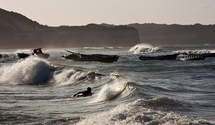 Mare mosso, Praia da Pipa