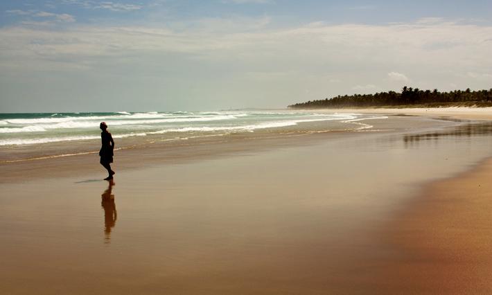 Praia do Frances - Macejo
