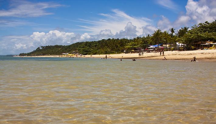 Spiaggia principale Arraial