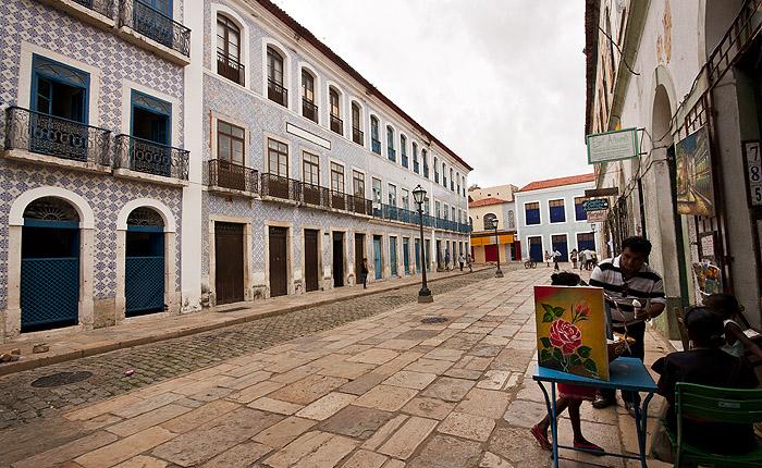 Strada a Sao Luis