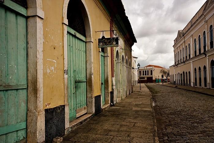 Strada Sao Luis
