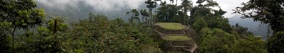 Ciudad Perdida, Colombia