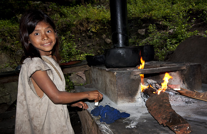 Bimba indigena, Colombia