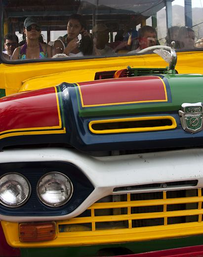 Auto, Colombia