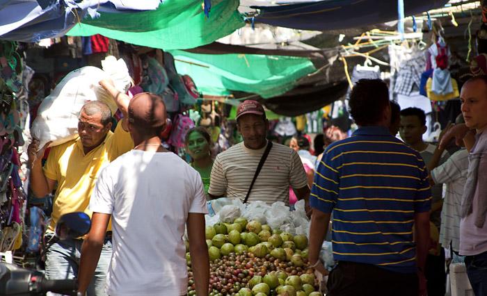 Mercato Santa Marta, Colombia