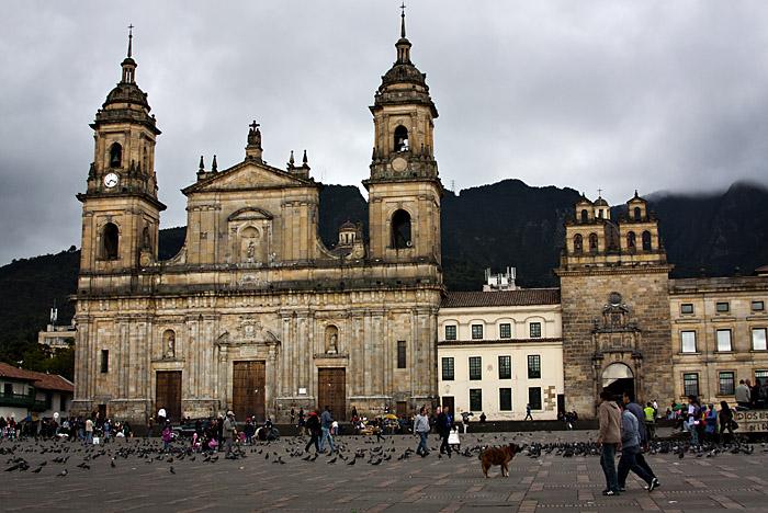 Plaza Bolivar, Bogotà