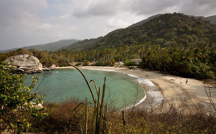 Spiaggia, Tayrona