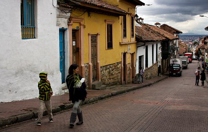 Strada Bogotà