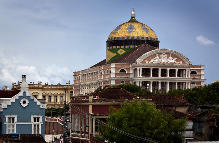 Amazon Theater, Manaus