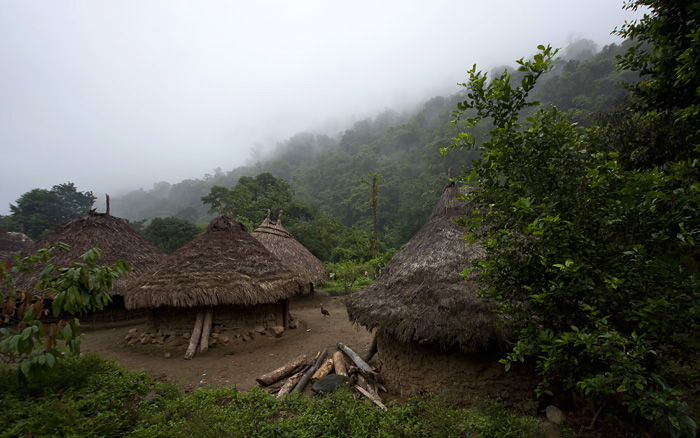 Villaggio, Colombia