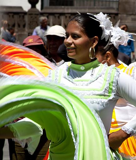 Ballerina, Ecuador