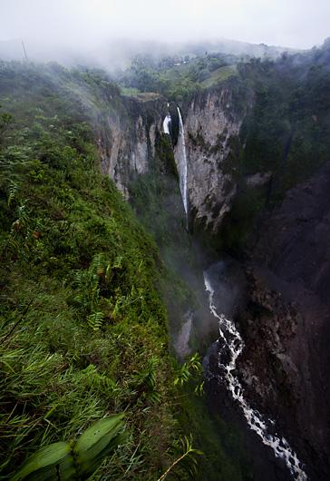 Cascata, Colombia