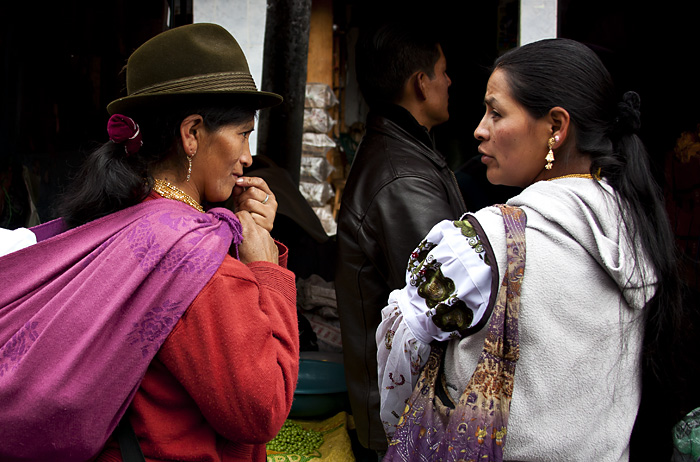 Due signore, Ecuador