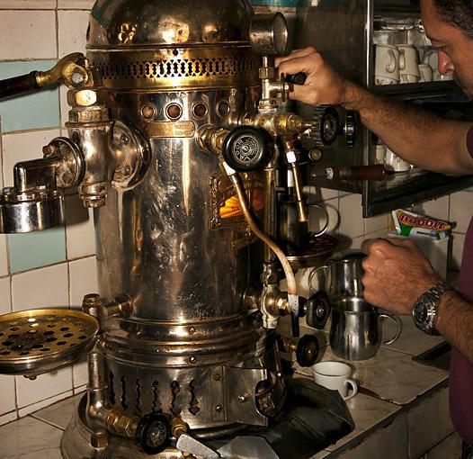 Macchinetta caffe