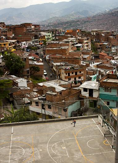 Palazzi, Medellin, Colombia