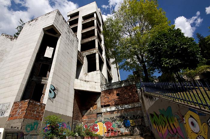 Quartier generale del cartello di Medellin