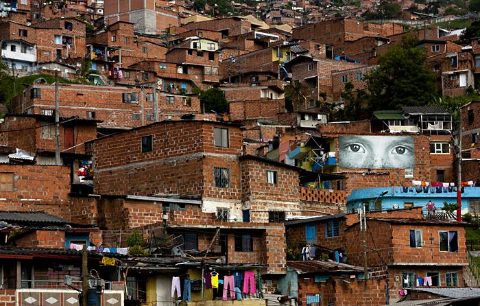 Quartiere, Medellin