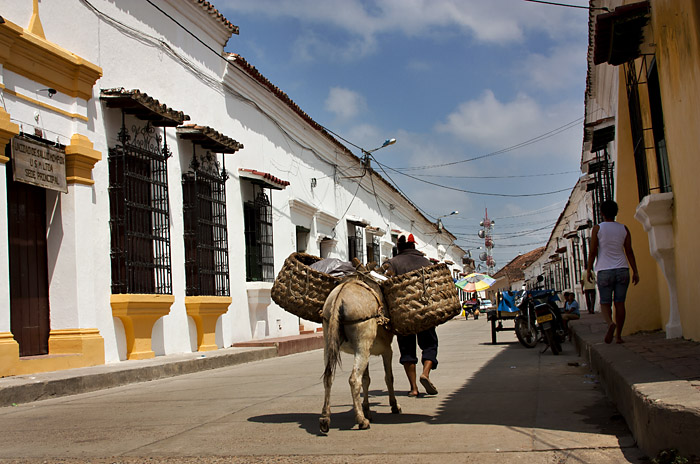 Strada, Mompos, Colombia