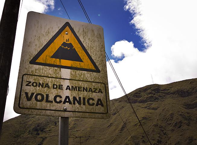 Cartello vulcani