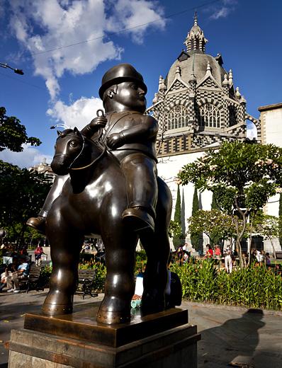Botero Park, Medellin
