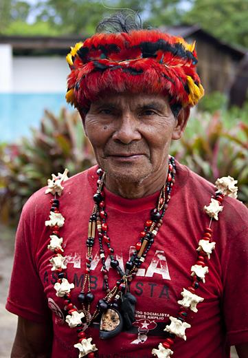 Capo villaggio, Amazzonia
