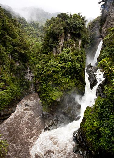 Cascata del Diablo, Ecuador
