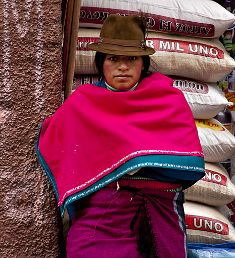 Donna, Ecuador