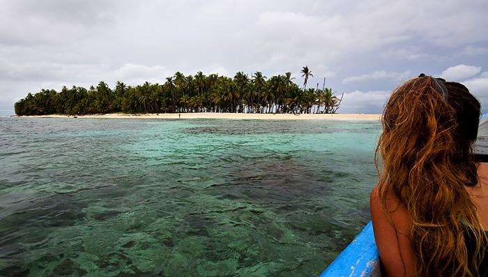 Isola, San Blas, Panama