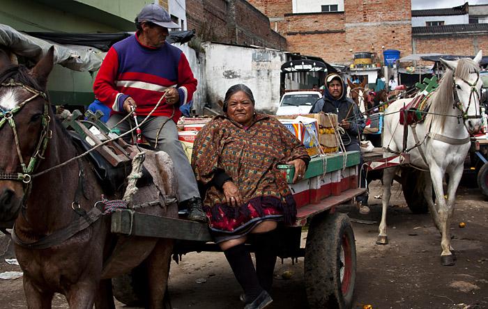 Mercato Ipiales, Colombia