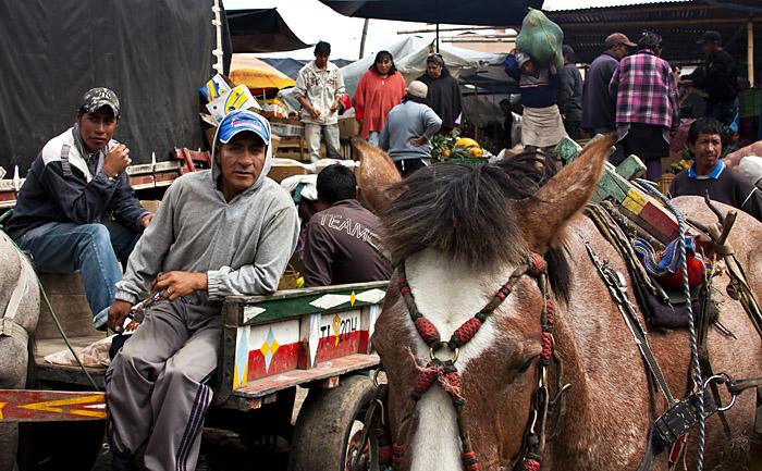 Mercato a Ipiales