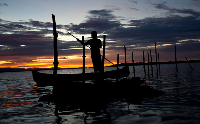 Pescatore ritorna, Panama