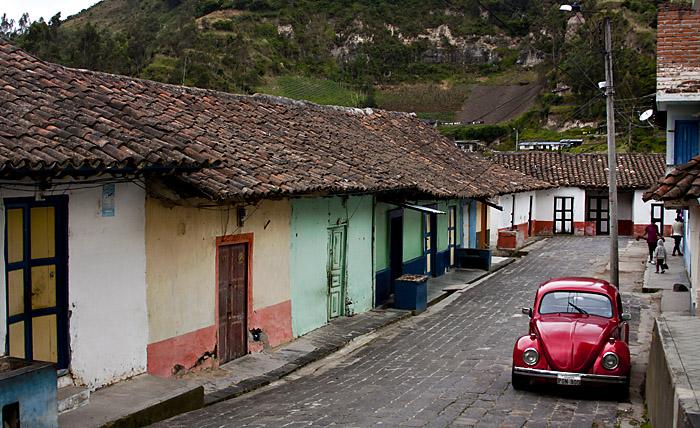 Strada Ipiales, Colombia