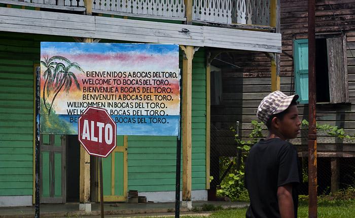 Benvenuti a Bocas del Toro