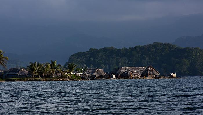 Villaggio Caledonia, Panama