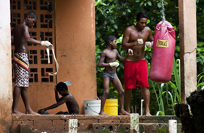 Boxisti, Panama