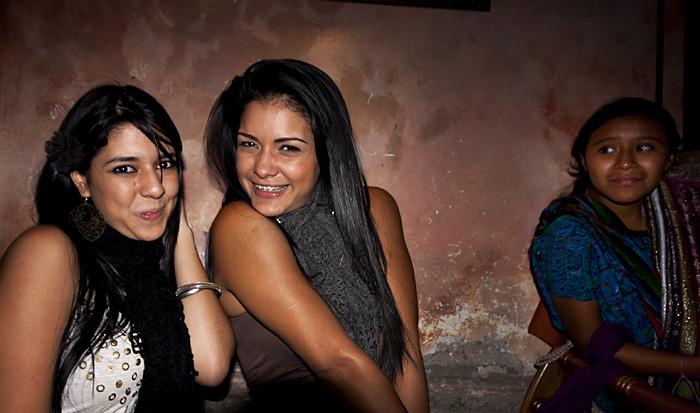 Rita e Sara, Antigua, Guatemala