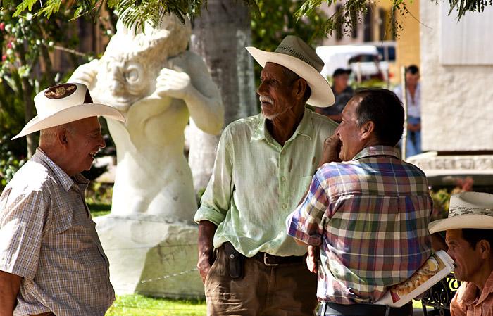 Anziani, Honduras