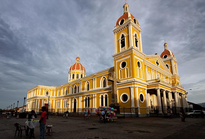 Cattedrale Granada, Nicaragua