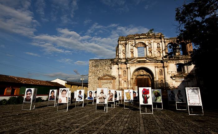 Chiesa, Antigua, Guatemala