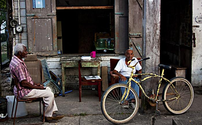 Gente a Punta Gorda, Belize