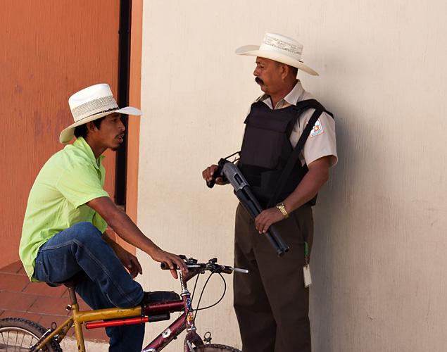 Guardiano, Honduras