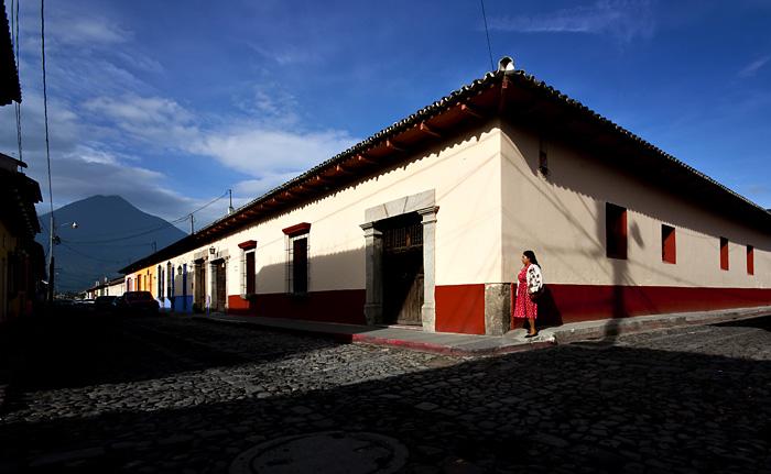 Incrocio, Antigua, Guatemala