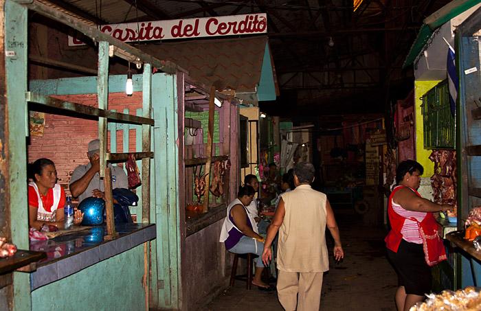 Mercato in Nicaragua