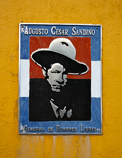 Sandino, Nicaragua