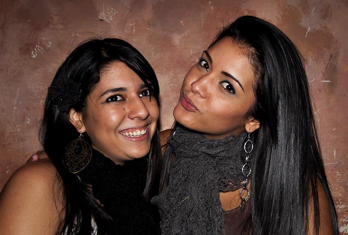 Sara e Rita, Guatemala